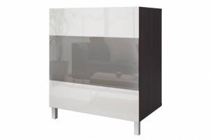 Прато Шкаф со стеклом СТЛ.320.01/СТЛ.320.04