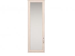 Венеция №28 Шкаф навесной с зеркалом