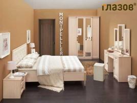 Композиция спальни Montpellier №2