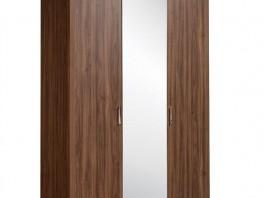 Челси ЧШ1/3 Шкаф 3-х дверный с зеркалом