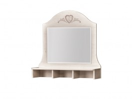 Прованс № 412 Надставка комода с зеркалом