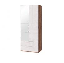 Монреаль №9 Шкаф для одежды с ящиками