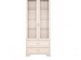 Венеция №16 Шкаф для посуды 2-х дверный