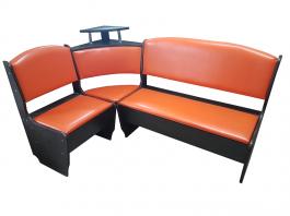 Кухонный уголок НЕО оранж 1500*1500