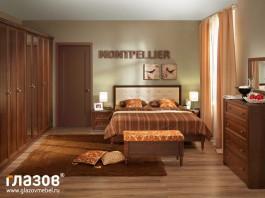 Композиция спальни Montpellier №4