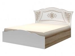 Династия 8 Кровать двойная на 1800мм (латы)