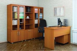 Композиция кабинета СИТИ №1