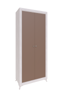 Саванна М25 Шкаф двухдверный