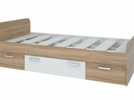 Мика СТЛ.165.06 Кровать 900