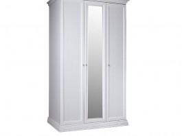 Амели АМШ1/3 Шкаф 3-х дверный с зеркалом
