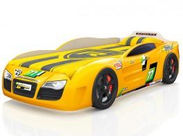 Renner 2 желтая Кровать-машина