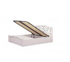Лукреция №05 Кровать 1600 с подъемным механизмом