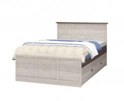 Калипсо ИД 01.502 + 01.502а Кровать с ящика
