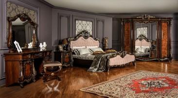 Композиция спальни Марселла №2 корень дуба глянец
