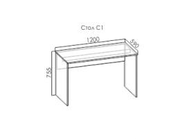 Оникс С1 стол