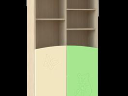 Капитошка ДК-4К Шкаф комбинированный