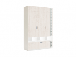 Белла 10 Шкаф трехдверный