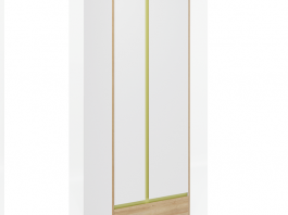 Радуга Р2 Шкаф для одежды