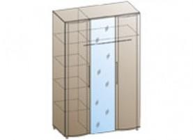 Дольче Нотте ШК-100 Шкаф для одежды и белья