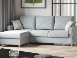 Иветта диван-кровать угловой ТД 994 Аватар 357