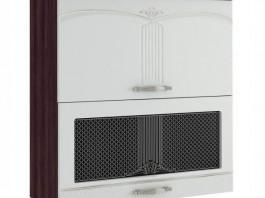 Каролина 11.81 Шкаф-витрина 800 мм. с системой плавного закрывания