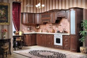 Кухня Мадлен угловая