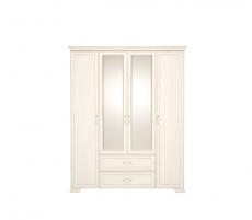Венеция №02 Шкаф для одежды 4-х дверный