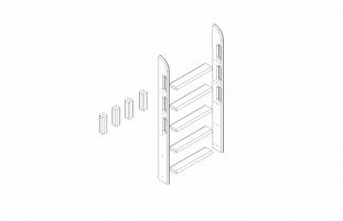 Сонечка Лестница прямая