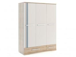 Лион №15 Шкаф трехдверный