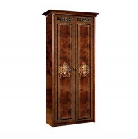 Карина 3 Шкаф 2-х дверный для платьев