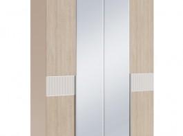 Беатрис Шкаф четырехдверный с зеркалом