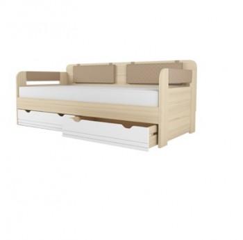 Стиль-кофе №900.4 - Кровать-тахта 2000*900 + подушки
