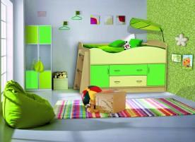 Колибри Кровать детская