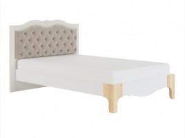 Элен мод № 2.1 кровать 1,2 с мягкой спинкой