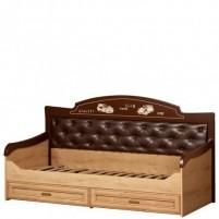 Ралли №850 Кровать 1-сп. с ящиками