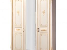 Элли №570 Шкаф 3-х дверный