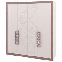 Эллипс Шкаф для одежды МН-118-04-220