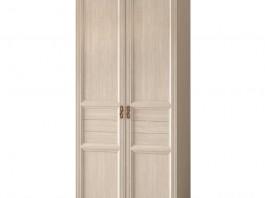 Лира №40 Шкаф для одежды 2-дверный