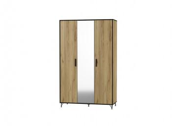 Лофт 3 шкаф 3-х створчатый