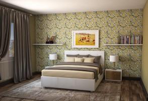 Кровать Julia 1400 мм.