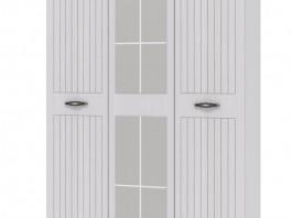 Белла ИД 01.349 Шкаф для одежды 3-х дверный