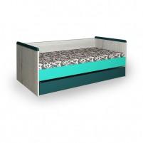 НьюТон Кровать малая с дополнительным спальным местом