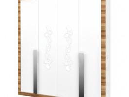 Лотос Шкаф для одежды МН-116-04-220