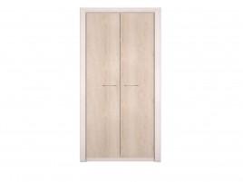 Мальта №01 Шкаф для одежды 2-х дв