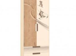 Фристайл 56.01 Шкаф для одежды