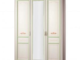 Флора №900 Шкаф 3-х дверный