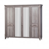 Скарлетт №381 Шкаф 4-дверный