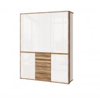 Николь-Люкс №01 Шкаф для одежды и белья