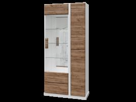Сорренто №01 Шкаф комбинированный (правый)