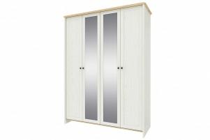 Тифани СТЛ.305.01 Шкаф 4-х дверный с зеркалом